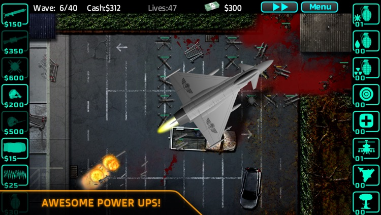 SAS: Zombie Assault TD screenshot-4