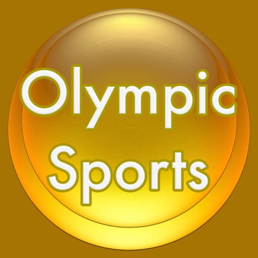 Olympic Sports Icon Touch Game