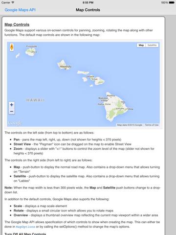 Web API for Google Maps Pro FREE   App Price Drops