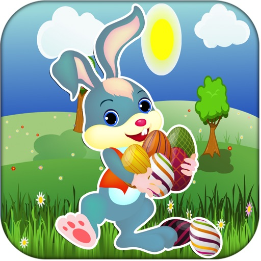 Reach the Easter Egg - Super Cool Bunny Challenge