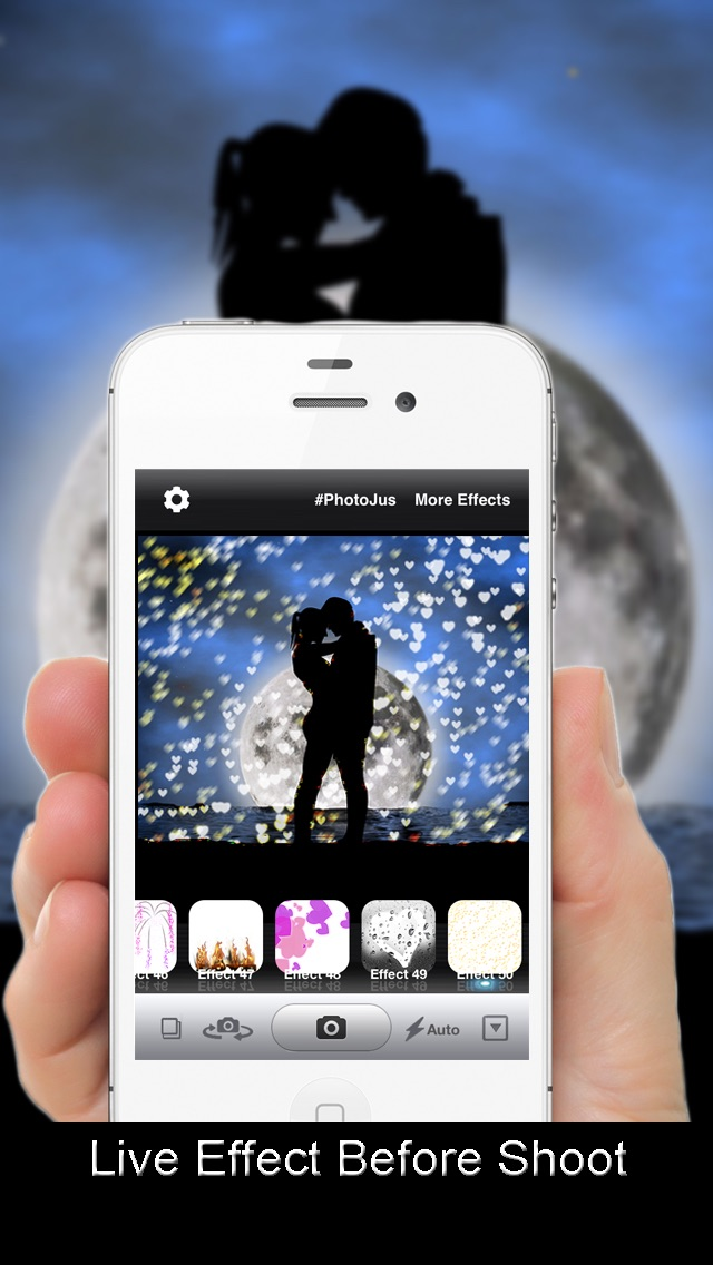 + PhotoJus Romance FX Pro - Pic Effect for InstagramScreenshot von 4
