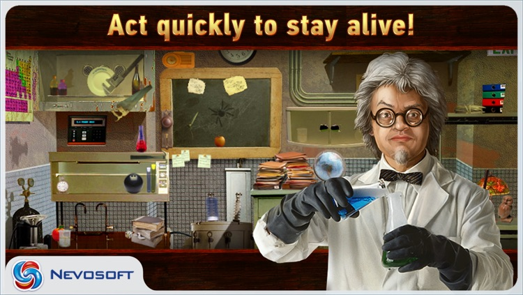 Mysteryville Lite: hidden object investigation screenshot-3