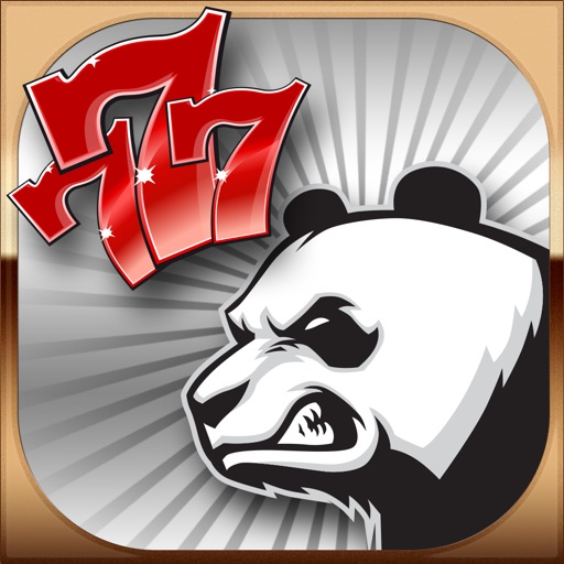 Awesome Slots Panda -  The Machine 777 with Prize Wheel, Blackjack & Roulette Games