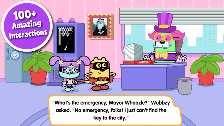 Wubbzy The Superhero screenshot-0