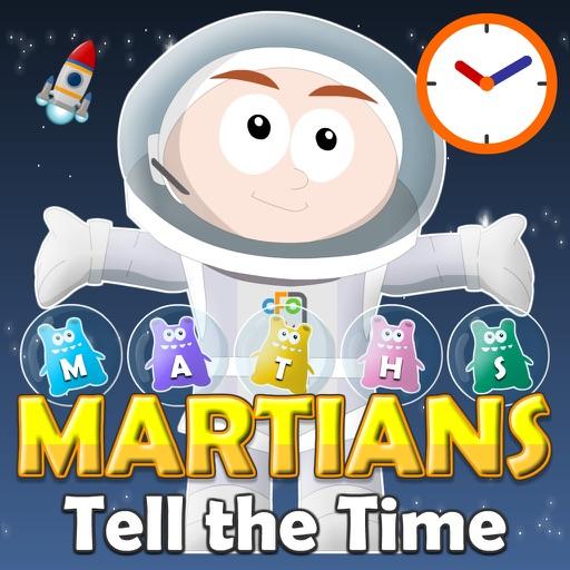 Maths Martians HD: Tell the Time