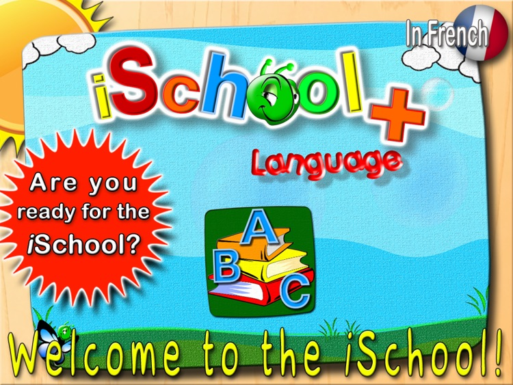 iSchool+ PRO for French
