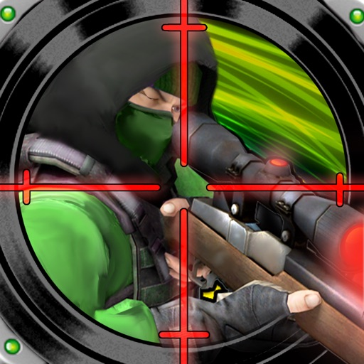 Sniper 3D HD - Full Version icon
