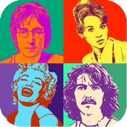 Pop Art Celebrity Challenge - Guess Who's the Celeb?