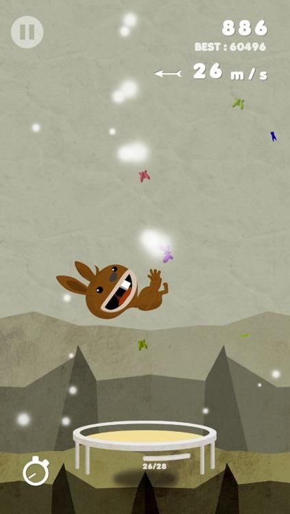 Bouncy! Trampoline screenshot-3