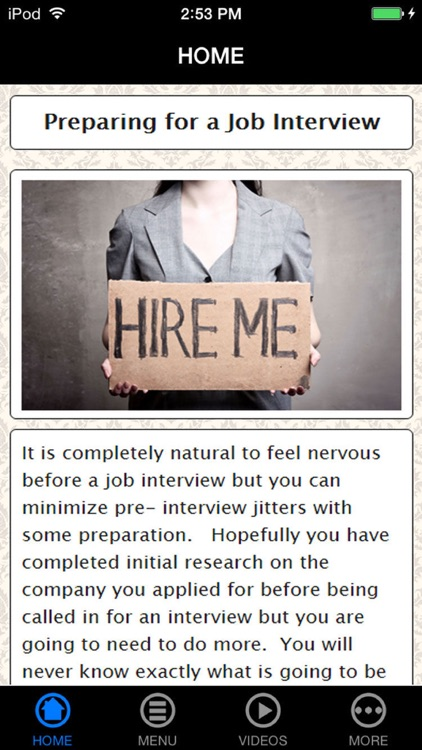 10 Myths of Job Interview Finally Shattered
