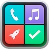 Dashboard Free ~ All-IN-1: Launch Center, Music, Utilities and Games - iPhoneアプリ