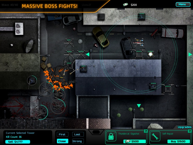 SAS: Zombie Assault TD HD screenshot-3