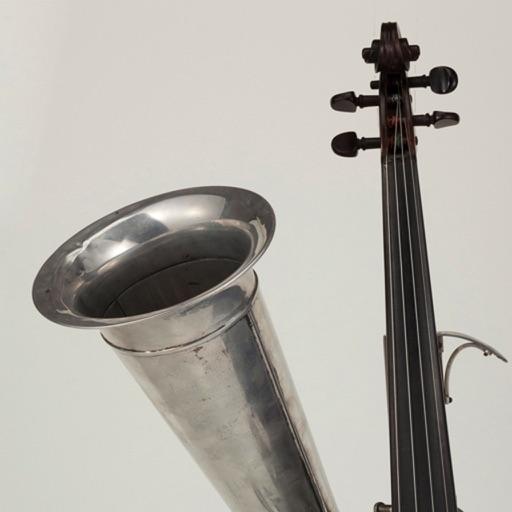 MKG-Patente Instrumente - Schnabelflöten, Trichtergeigen und andere Erfindungen – Acoustiguide App iOS App