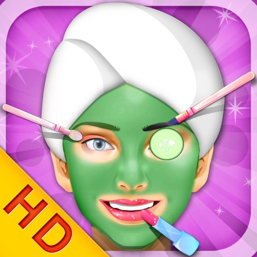 Princess Makeup Salon- Girls Games