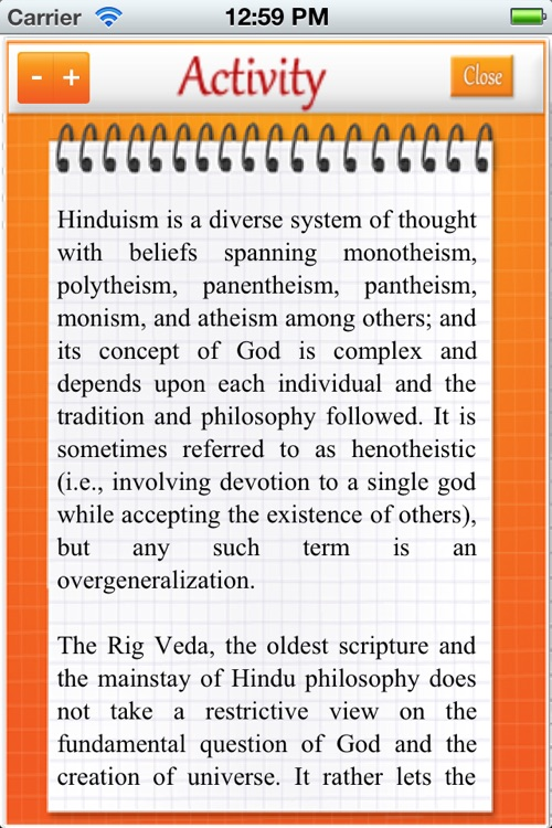Religions screenshot-4