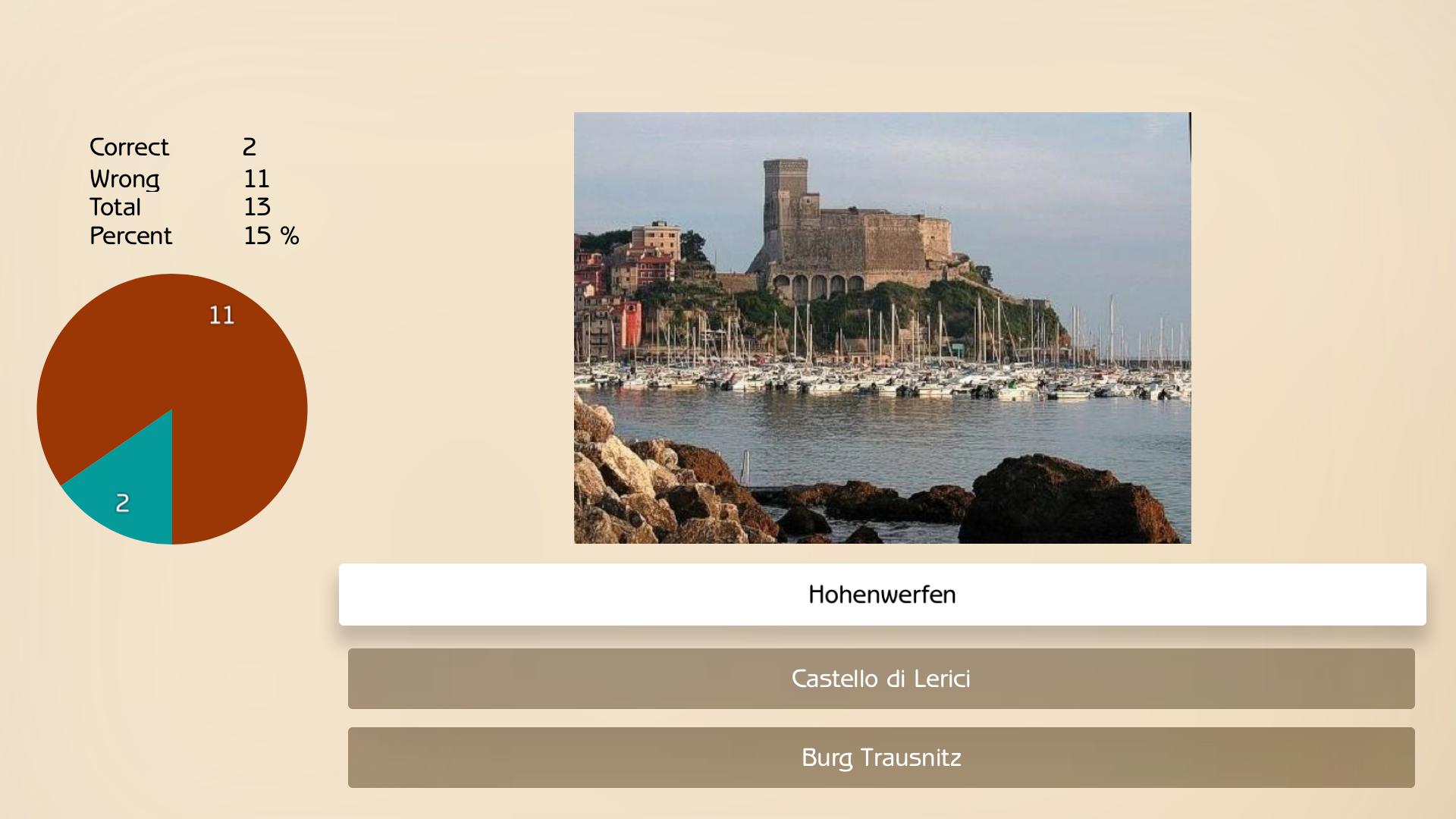 Castles Advisor screenshot 4
