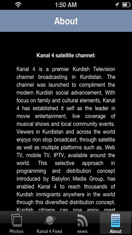 Kanal4 screenshot-4