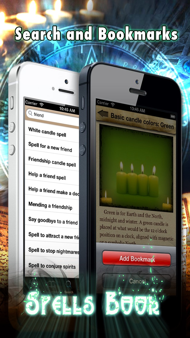 Screenshot for Spells and Witchcraft Handbook in United States App Store