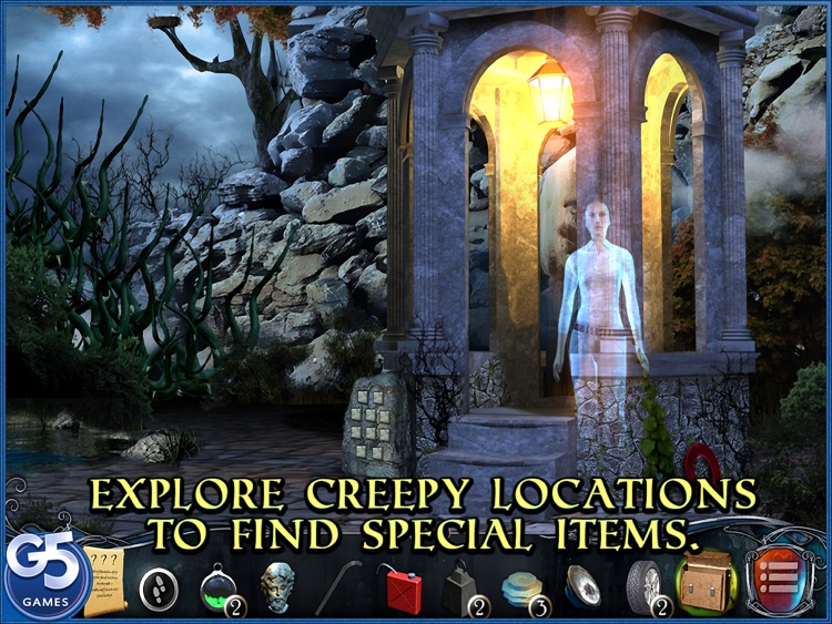 Red Crow Mysteries: Legion HD (Full) screenshot-1