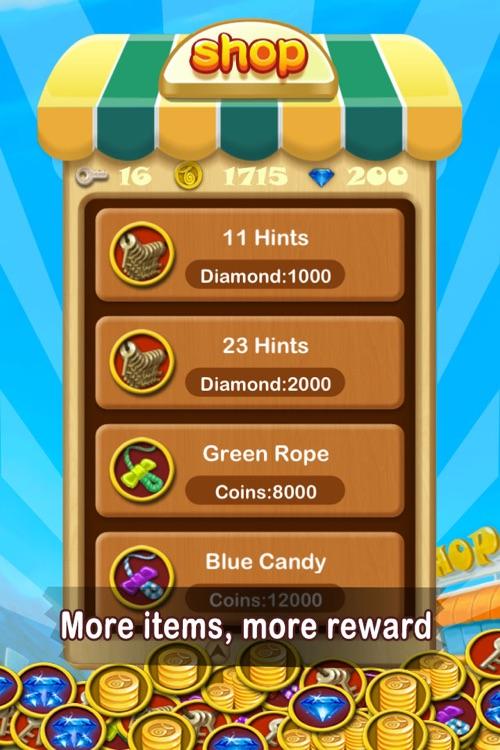 Drag the Rope:Maze Free screenshot-3