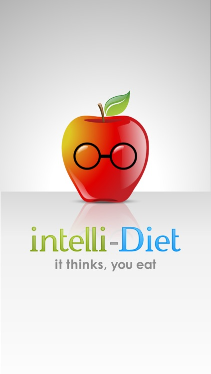 intelli-Diet App | Weight Loss App