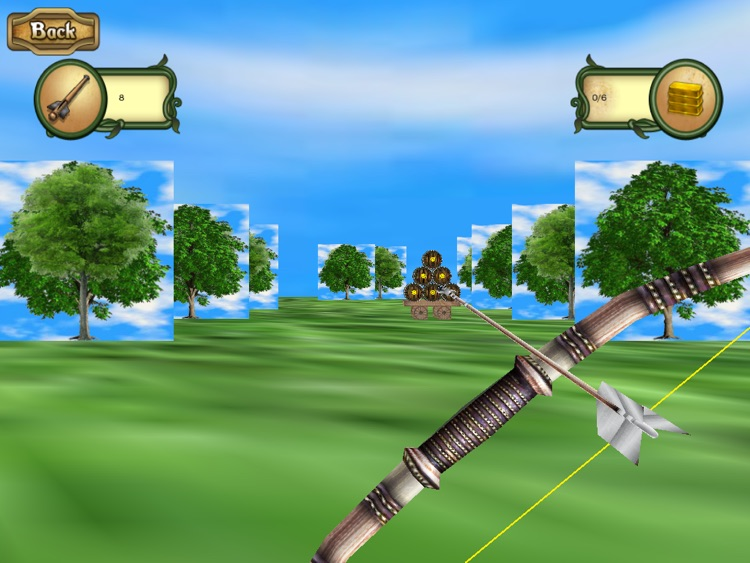 Sherwood Forest Archery HD - Free screenshot-3