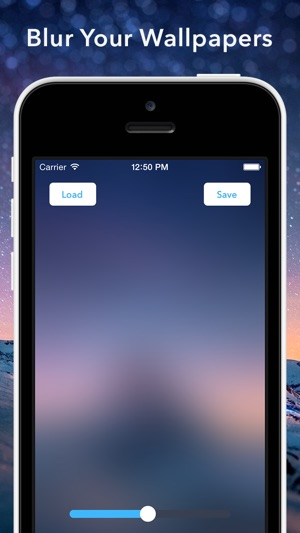 Wallpaper FX - Blur and Color Your Wallpapers & Backgrounds Screenshot