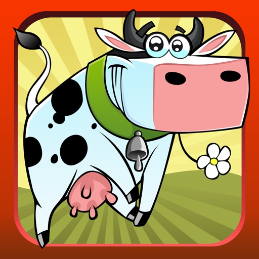 Animal Race Game - The Temple Farmer is Crazy