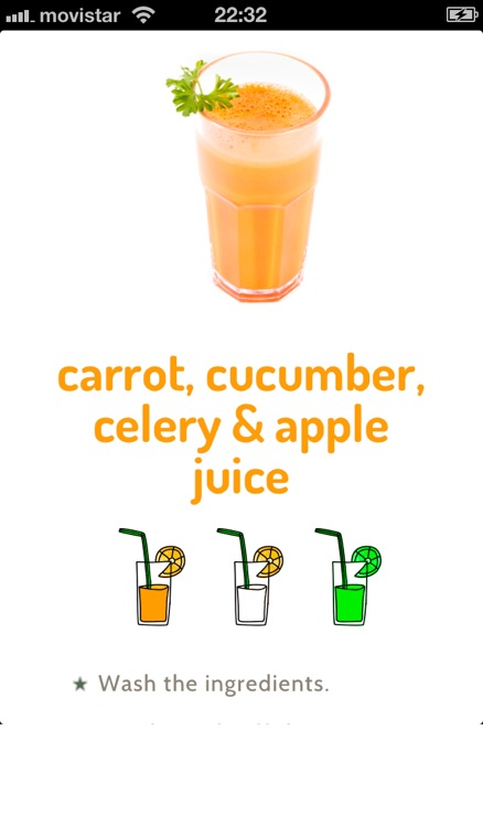 Vegetable Juices with Fruit screenshot-4