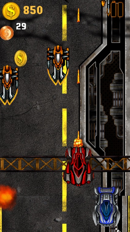 Abhominal Star Sci Fi Free: Insurrection Space Racing Game screenshot-4
