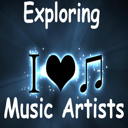 Exploring music artists.iPad app for browsing/exploring music artists.