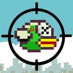 Shoot Flappy - Free Range Bird Hunt