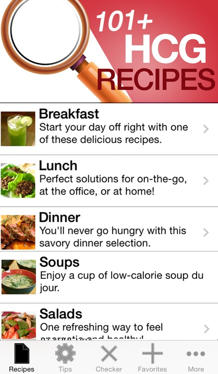 101+ HCG Diet Recipes - Tips, Food Checker, and More