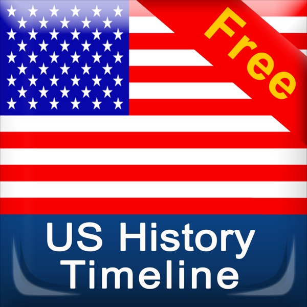 us history timeline free をapp storeで