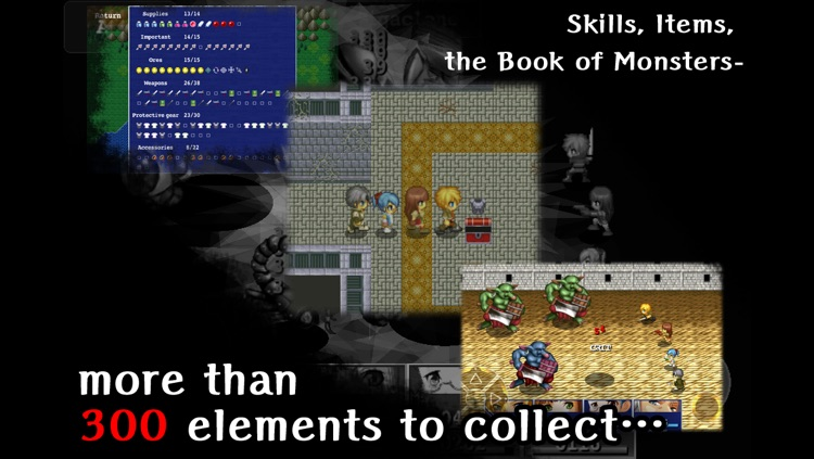 RPG Eve of the Genesis screenshot-3