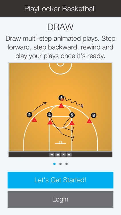 PlayLocker Basketball