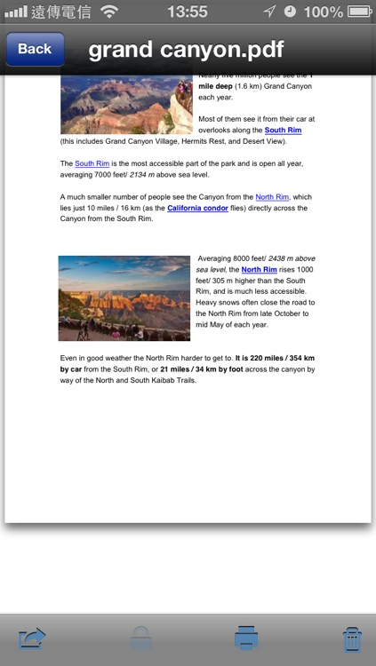 SkyReader for iPad screenshot-3