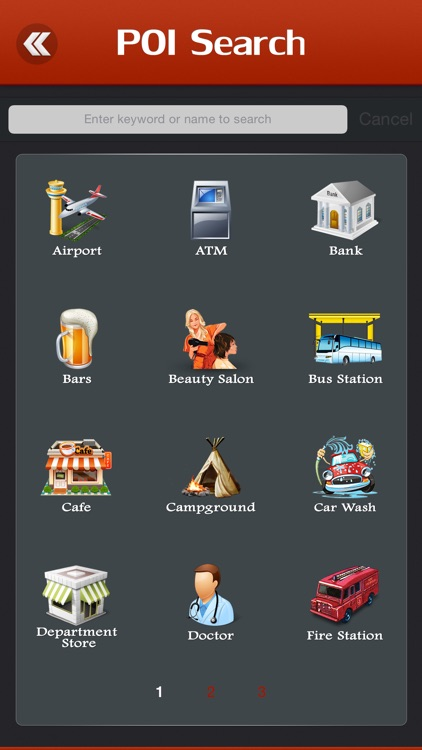 Montpellier City Offline Travel Guide screenshot-4