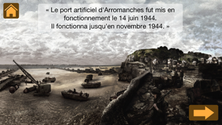 Arromanches 1944 screenshot two
