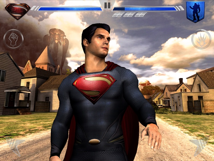 Man of Steel HD screenshot-0