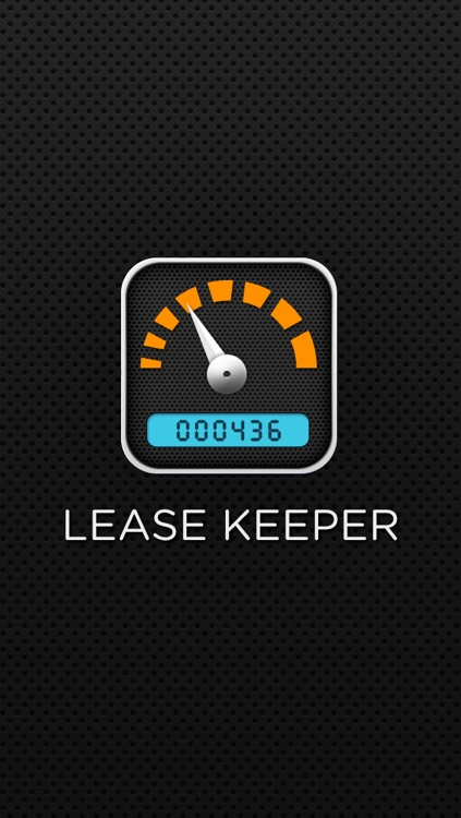 Lease Keeper Car Mileage Tracker