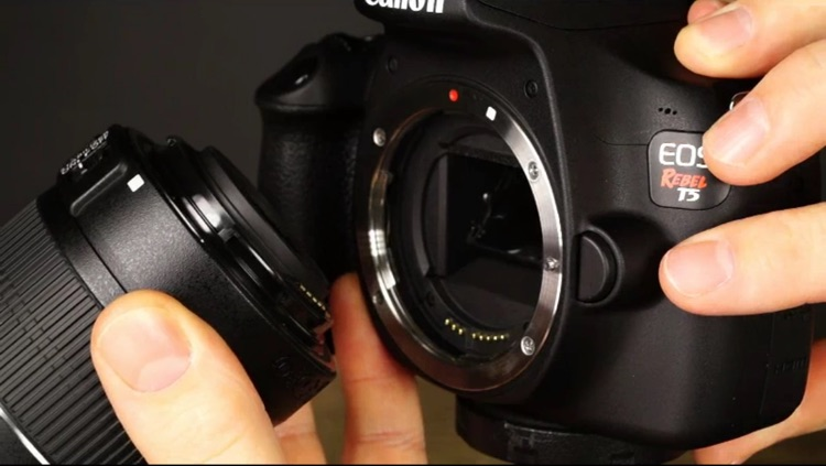Canon T5 from QuickPro HD