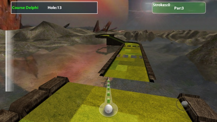 Golf Pro 2 screenshot-4