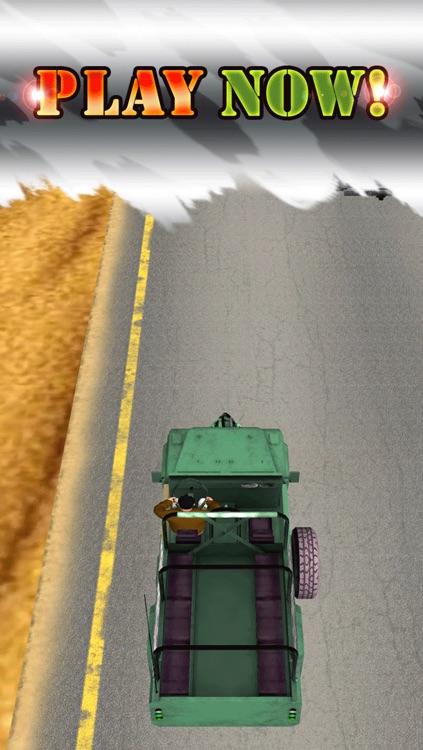3D Combat Jeep Racing Simulator Challenge Free screenshot-4