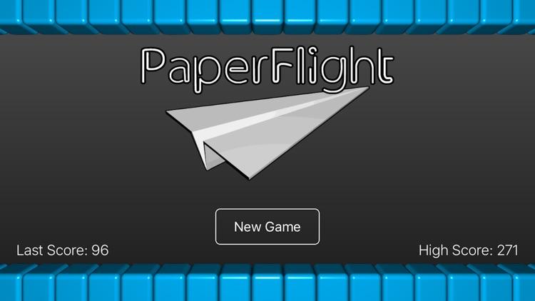 Paper Flight - Game screenshot-0