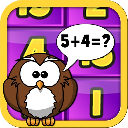 Math for Kids HD icon