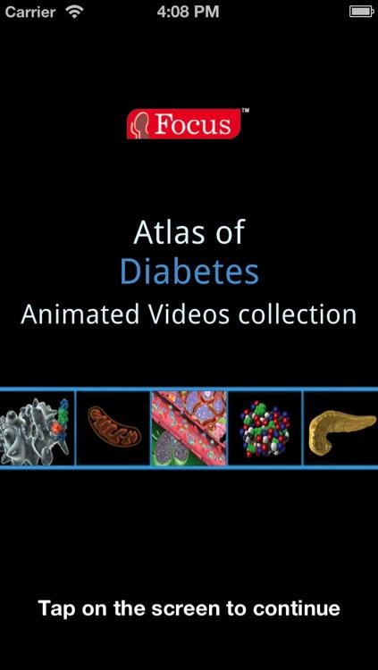 Animated Atlas of Diabetes