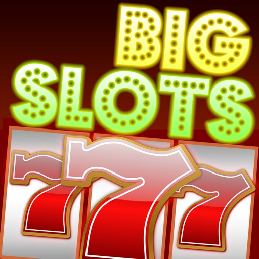 Big Slots HD - Casino Gold Jackpot icon