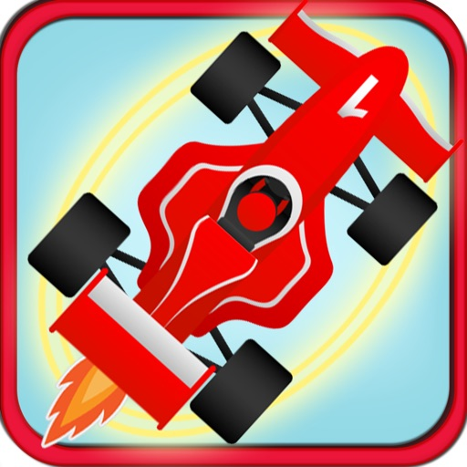 A Cotton Candy Race - Pro Racing Game icon
