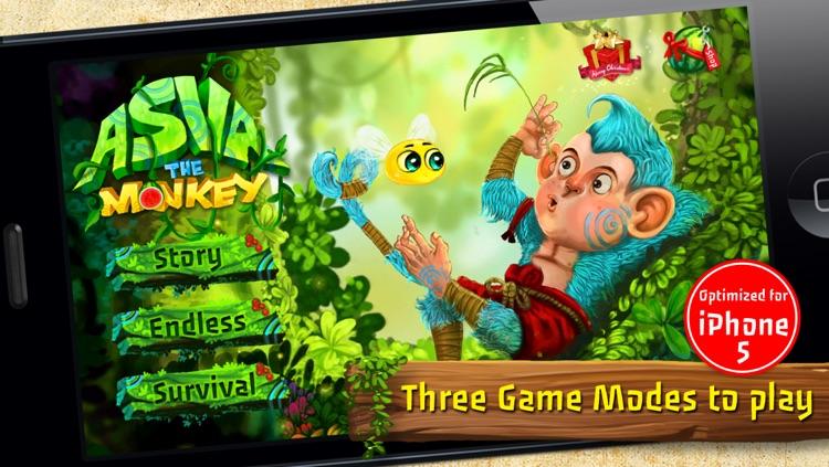 Asva The Monkey HD Free screenshot-4